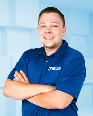 Adam Piasecki, Information Technology Specialist