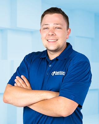 Adam Piasecki, Information Technology Specialist