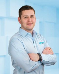 Adam Williams, IT Manager at Benton Tech